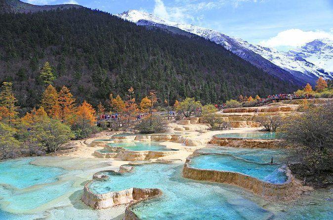 Reserva Escénica Nacional de Huanglong